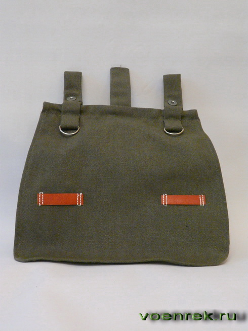 Сухарная сумка немецкая.  Копия.